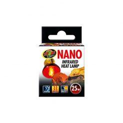 ZooMed Nano Infrared infravörös melegítő izzó | 25 W