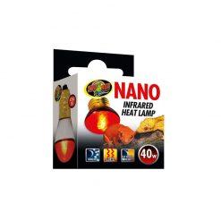 ZooMed Nano Infrared infravörös melegítő izzó | 40 W