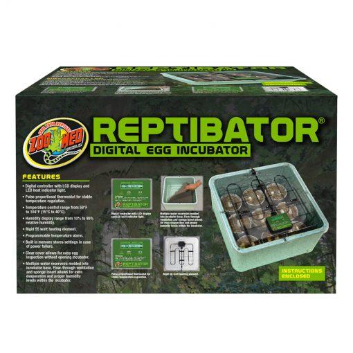 ZooMed ReptiBator digitális tojáskeltető
