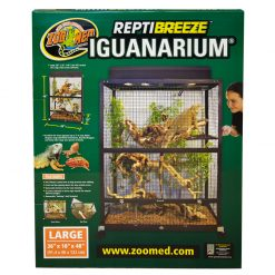 ZooMed ReptiBreeze Iguanarium | XL