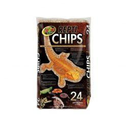 ZooMed Repti Chips™ Aprított nyárfa talaj | 26,4 L