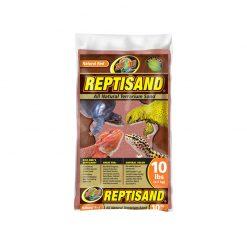 ZooMed ReptiSand homok - Midnight fekete | 4,5 kg