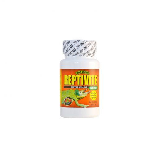 ZooMed ReptiVite hüllővitamin – D3-mal | 57 g