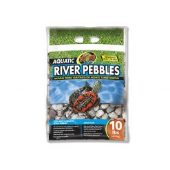 ZooMed Aquatic River Pebbles mosott folyami kavics