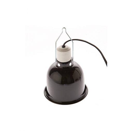 ZooMed Mini Deep Dome Fém lámpatest | 100W