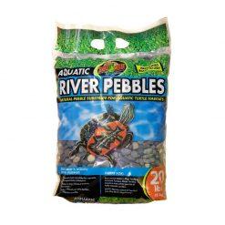 ZooMed Aquatic River Pebbles mosott folyami kavics