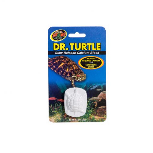 ZooMed Dr. Turtle Slow-Release Calcium Páncélerősítő teknősöknek