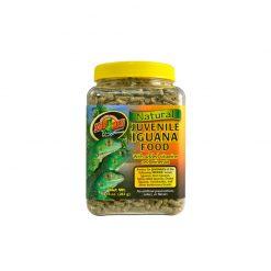ZooMed Natural Iguana Food Juvenile Növendék leguántáp
