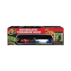 ZooMed Naturalistic Terrarium Hood dupla lámpatest | 46 cm