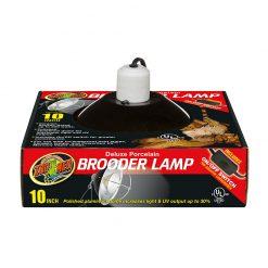 ZooMed Deluxe Porcelain Brooder Lamp Lámpabúra 25cm | 250W