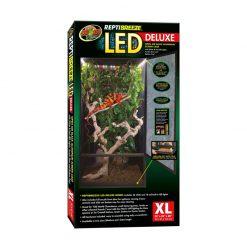 ZooMed ReptiBreeze LED Deluxe Alumínium ketrec világítással | XL